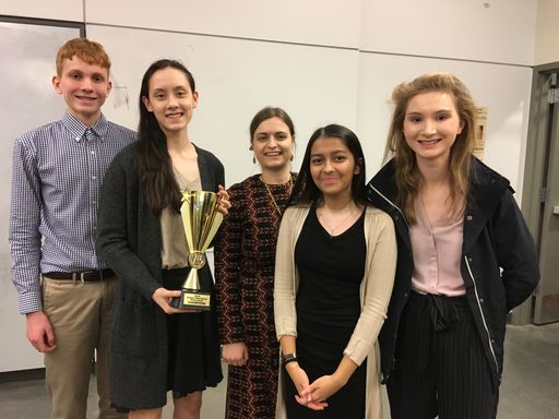 Jesuit Students Take Home State Ethics Bowl Title