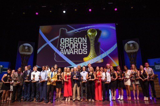 Jesuit Student-Athletes Honored at Oregon Sports Awards