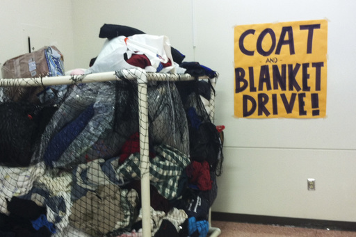 Coat and Blanket Drive Supports Neighbors in Need