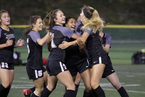 Women's Soccer Team Wins State Championship, Completes Undefeated Season