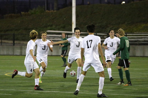 Men's Soccer Team Wins State Championship in Shootout Victory