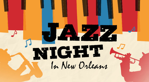 Save the Date: Sat. May 4, Jesuit High School Auction - Jazz Night in New Orleans!