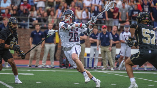 Jesuit Alum Sam Handley '18 Named First-Team All-American Lacrosse