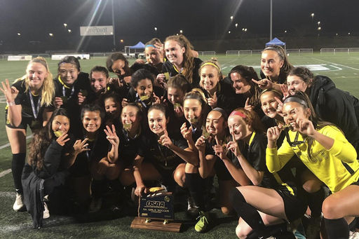 Jesuit Women's Soccer Claims Championship 'Three-peat'