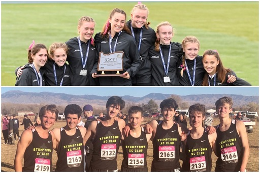 Jesuit XC Runners Compete with Top National Teams