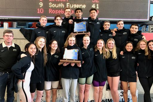 Jesuit Swim Claims Two State Championship Titles