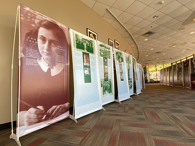 Anne Frank Today: Jesuit Students Share Her Story