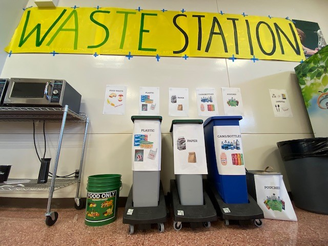 Jesuit Students Say Farewell to Food Waste