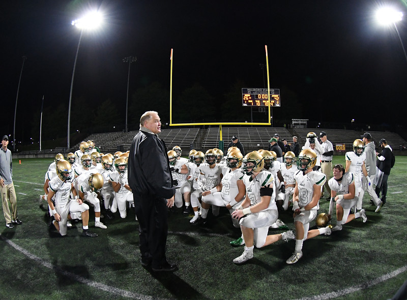Coach Ken Potter Named Among Top High School Football Coaches in Nation